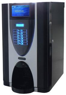 12 Selection Deluxe Instant Coffee Vending Machine Golden Milano 6S