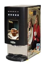 Monaco Instant Coffee Machine for Fast Food Service Locations