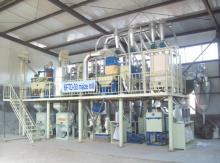maize mill 30TPD 50TPD 100TPD