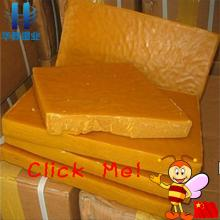 factory supply best pure yellow beeswax products,China