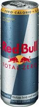Red Bull Energy Drink (Pack of 24) Total Zero