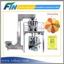 Automatic Grain Weighing and Packing Machine