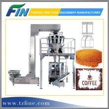 Automatic Coffee Weighing and Packing Machine