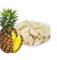 high quality freeze dried pineapple