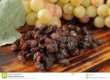 dried grape
