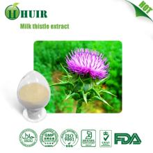 High quality Milk Thistle Extract, Silybum marianum Extract