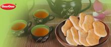 Rice Crackers: 100% from aroma special vietnamese rice