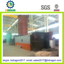 rubber industry use hot oil boiler