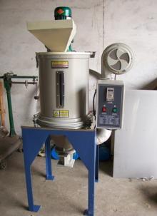 Pellet powder dryer machine equipment