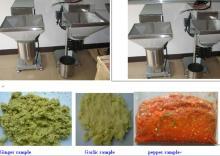 Sale Kitchen use Ginger and pepper grinder machine :