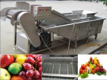 Sale fruit and vegetable washer or washing machine