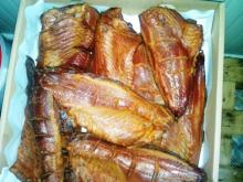 Smoked Carp Belly