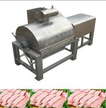 Stainless steel slaughtering equipment animal pig trotter dehairing machine