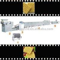 Mini Frying instand noodles making machine/processing line