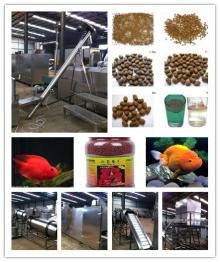 Fish food machine/floating fish feed extruder pellet machine extruder with CE