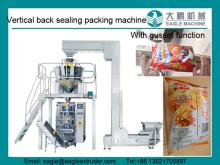 potato chips pouch packing machinery equipment