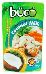 Buco Coconut Milk 200ml and 400ml -17%FAT Smooth and Creamy Coconut