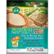 Oats & Brown Soybean Milk