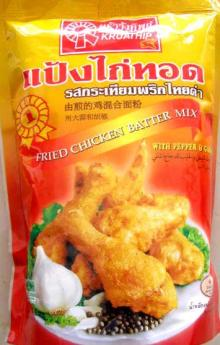 Fried Chicken Batter Mixed Flour