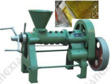 Small Oil Mill Screw Oil Press Peanut Oil Expeller
