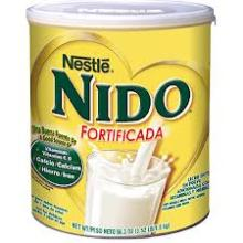 Nestle Nido Fortificada Milk powder 900g