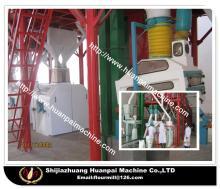 50t/d maize flour mill line,maize mill minoterie,maize roller mill