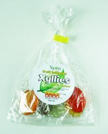 Xylitol lollipops