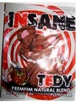 INSANE TEDDY HERBAL POTPOURRI