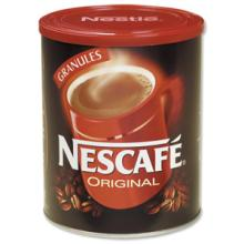 100% Natural Nescafe Coffee