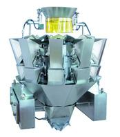 multi head weigher for sticky products