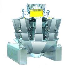 multihead weigher with 10 smooth buckets