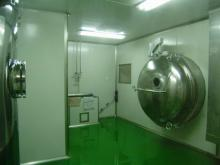 Vacuum freeze dryer for  FD   food  production