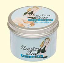 Aluminum Hair Wax/ Cosmetic   Cream  Jar/Can with Screw Cap