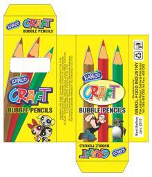 kamco craft pencil bubble