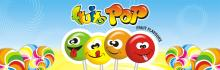 fruit pop lollypop( round shape)