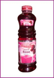 Dadaji Premium Rose Syrup