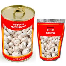 Button Mushrooms (canned & pouched)