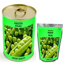 Green Peas (canned & pouched)