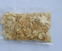 high allicin content of cangshan garlic flakes B grade