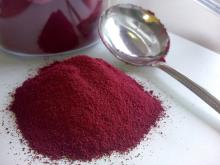 dehydrated red beet root powders 100 mesh