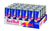 Red Bull Energy Drink - 8.3 fl oz - - 24 / Carton