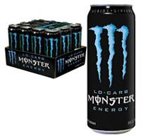 Monster Energy Lo-Carb Monster Energy Drink 24 x 16 oz