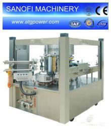 Rotary Wet Glue Labeling Machine