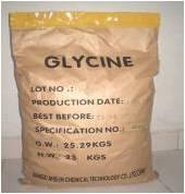 Glycine for food grade; Newtrend? Glycine