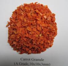 A Grade Carrot Granule