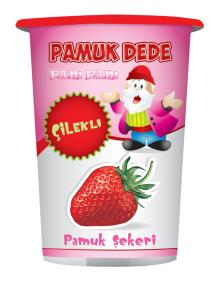 Pampam cotton candy