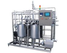 milk plate pasteurizer machine