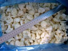 frozen cauliflower / cauliflower / cauliflower floret