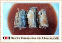 170GCanned mackerel
