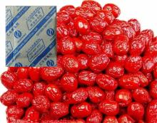 Oxygen absorber for red dates